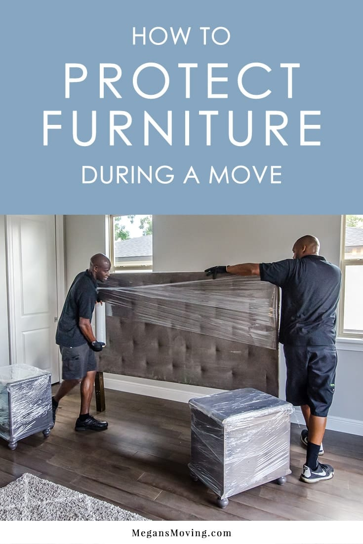 Moving Tips For Protecting Furniture
