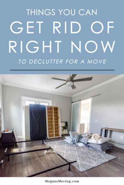 Get Rid One Of The First Steps In Moving Is To Declutter Your Home. There  Is No Sense In Packing Up Items You Donu0027t Want Or Need U2013 Not Only Does It  Waste ...