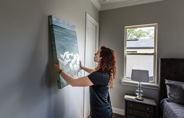 How to Safely Pack Artwork and Wall Hangings for a Move