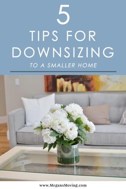 Tips For Downsizing Made Simple A Home
